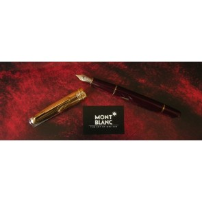 Penna stilografica Meisterstuck solitaire douè