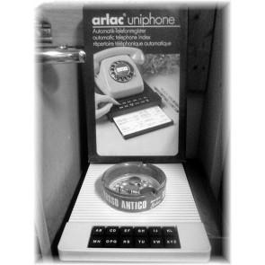 RUBRICA TELEFONICA AUTOMATICA ARLAC UNIPHONE